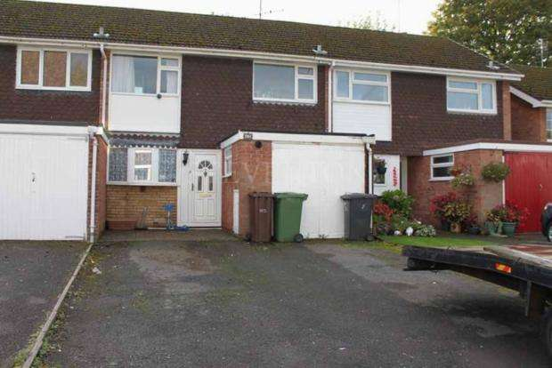 3 Bedrooms Terraced House for sale in BROADWAY FINCHFIELD WOLVERHAMPTON