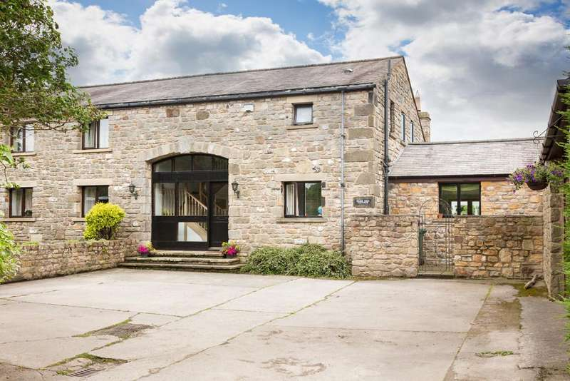 4 Bedrooms Barn Conversion Character Property for sale in Barn End Cottage, Bay Horse, Lancaster, Lancashire, LA2 0JD