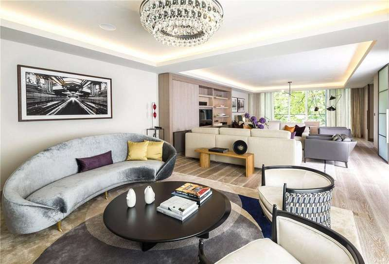 3 Bedrooms Flat for sale in The Chilterns, 24 Paddington Street, Marylebone, W1U