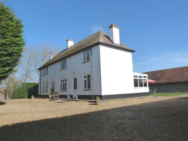 5 Bedrooms Detached House for sale in Sedge Fen, Lakenheath