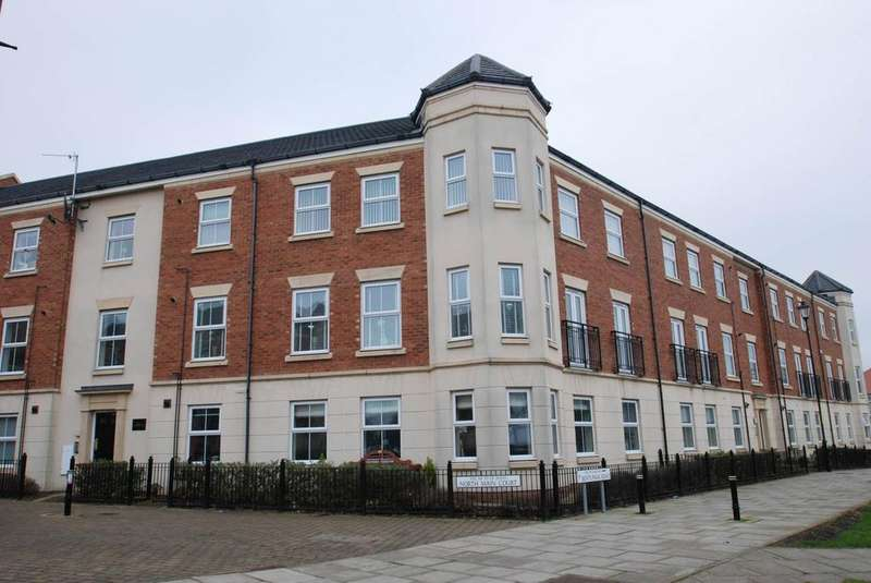 3 Bedrooms Flat for sale in North Main Court, South Shields