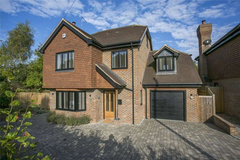 5 Bedrooms Detached House for sale in Childsbridge Lane, Kemsing, Sevenoaks, Kent