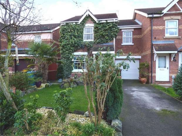 3 Bedrooms Semi Detached House for sale in Trent Park, Kingswood, Hull, East Riding of Yorkshire