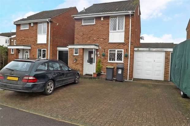 4 Bedrooms Detached House for sale in Keats Road, Larkfield, Maidstone, Kent