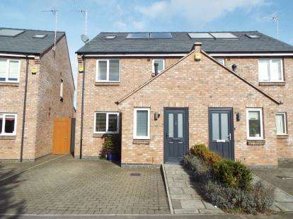4 Bedrooms Semi Detached House for sale in East End Road, Charlton Kings, Cheltenham, Gloucestershire