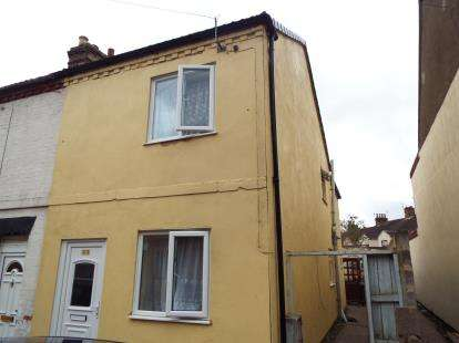 3 Bedrooms End Of Terrace House for sale in Russell Street, Peterborough, Cambs
