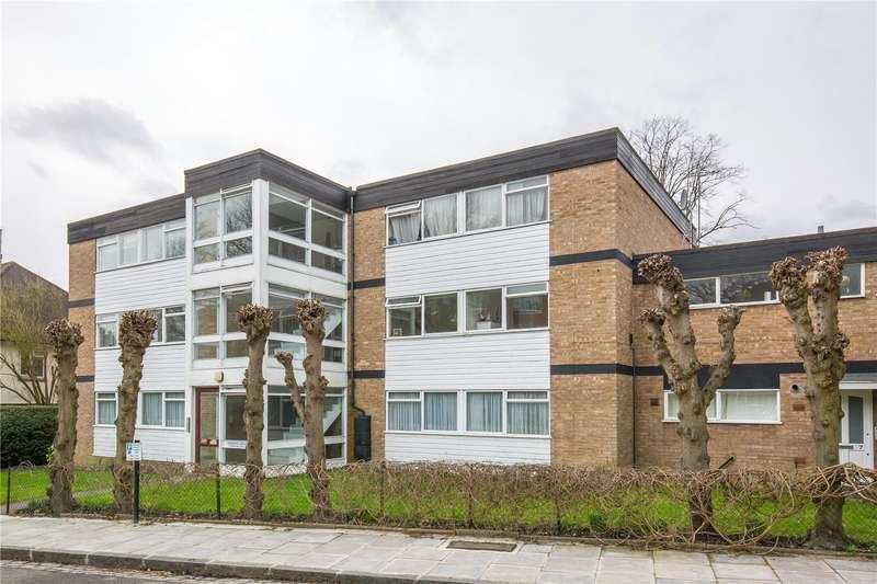 2 Bedrooms Apartment Flat for sale in Kenwyn Lodge, Western Road, East Finchley, London, N2
