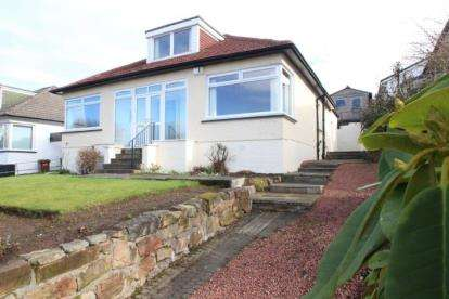 4 Bedrooms Bungalow for sale in Cheviot Drive, Newton Mearns