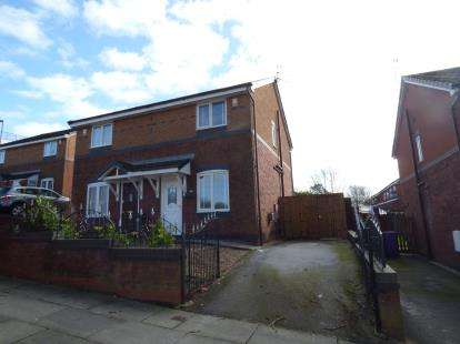 2 Bedrooms Semi Detached House for sale in Prince Edwin Street, Liverpool, Merseyside, L5