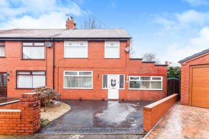 3 Bedrooms Semi Detached House for sale in Allenby Grove, Westhoughton, Bolton, Greater Manchester, BL5
