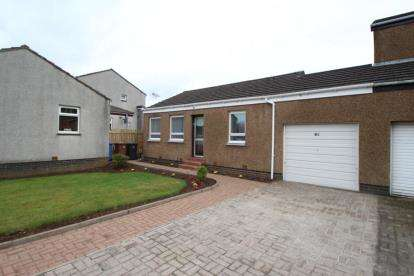 2 Bedrooms Bungalow for sale in Braeside, Girdle Toll, Irvine, North Ayrshire