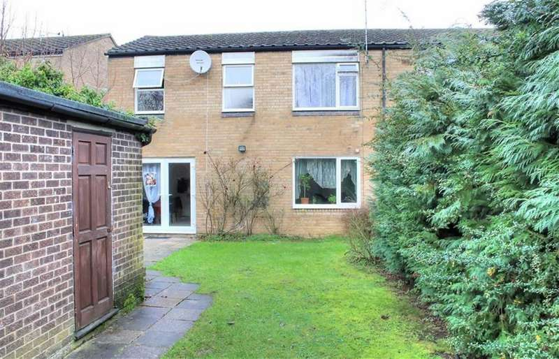 3 Bedrooms Terraced House for sale in Hazelwood Close, Cambridge