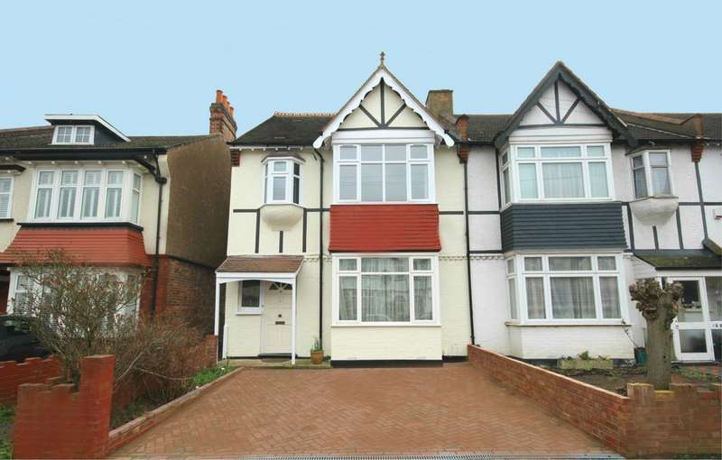 3 Bedrooms Apartment Flat for sale in Kilmartin Avenue, Streatham, SW16