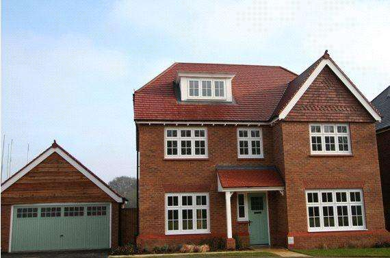 5 Bedrooms Detached House for sale in Caddington, Luton, Bedfordshire