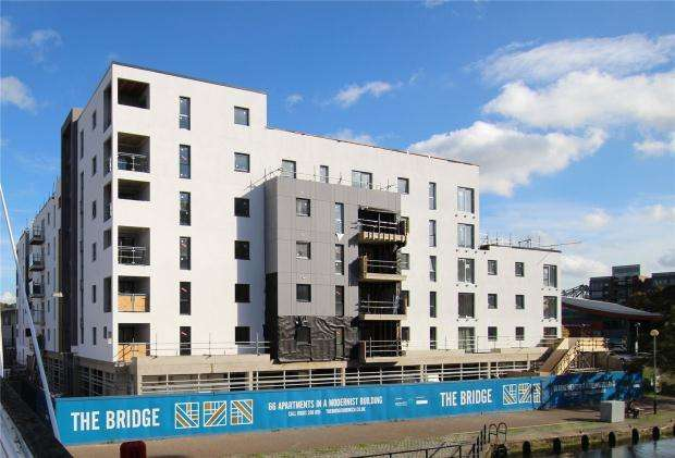 2 Bedrooms Apartment Flat for sale in Plot 5, Wherry Road, Norwich, Norfolk