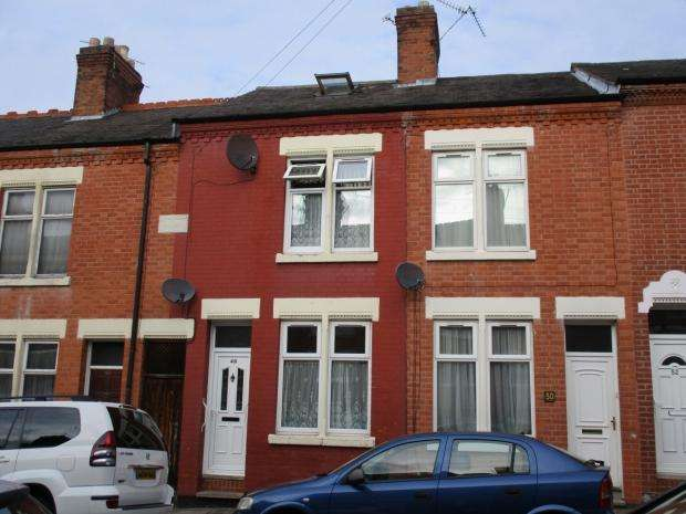 4 Bedrooms End Of Terrace House for sale in Derwent Street Leicester