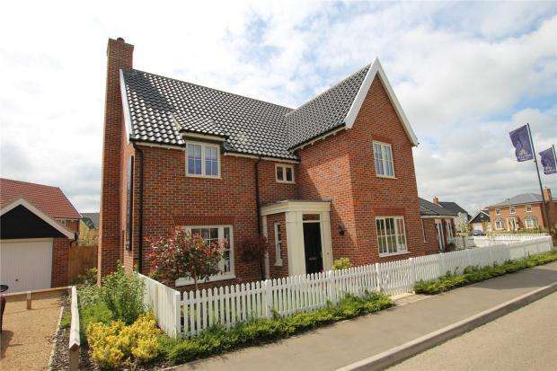 5 Bedrooms Detached House for sale in Wherry Gardens, Salhouse Road, Wroxham
