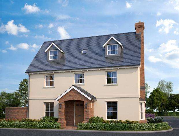 5 Bedrooms Detached House for sale in Aylesford Way, Stapleford, Cambridge, Cambridgeshire