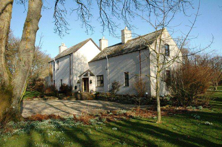 4 Bedrooms Detached House for sale in Lybster House and The Old House, Lybster, Caithness, KW3