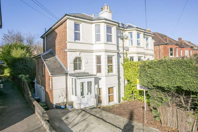 5 Bedrooms Semi Detached House for sale in Upper Grosvenor Road, Tunbridge Wells