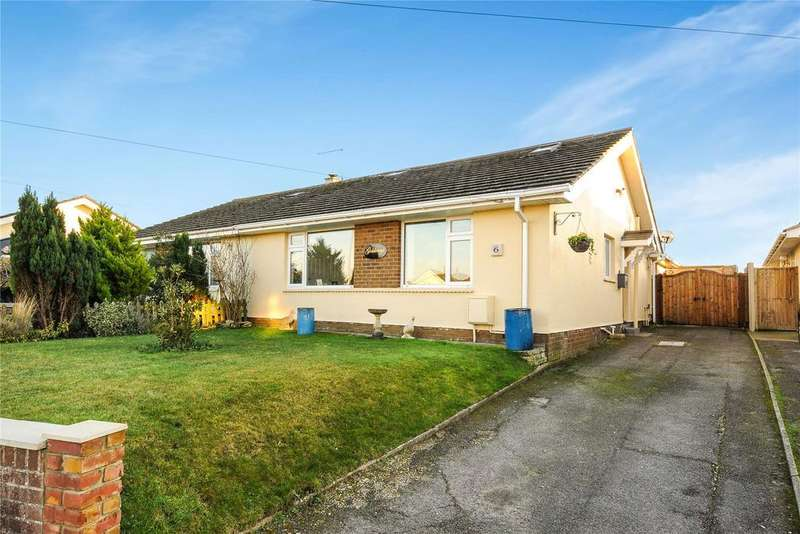 4 Bedrooms Semi Detached House for sale in East Burton, Wool, Dorset