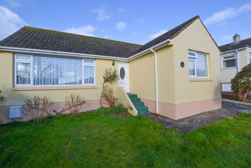 3 Bedrooms Detached Bungalow for sale in Twickenham Road, Milber, Newton Abbot