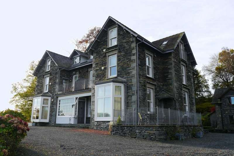 2 Bedrooms Apartment Flat for sale in 3 Highfield House,Hawkshead Hill, Hawkshead, LA22 0PN