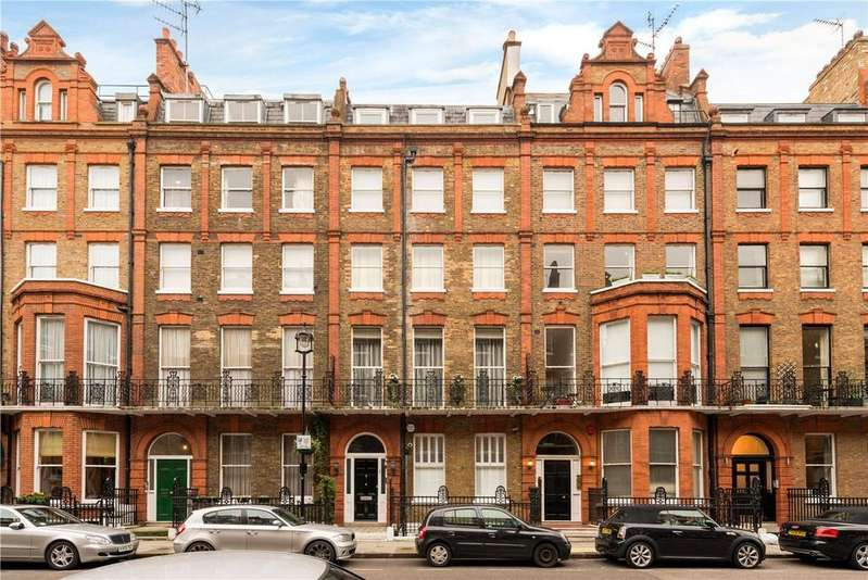 7 Bedrooms Detached House for sale in Nottingham Place, Marylebone, London, W1U