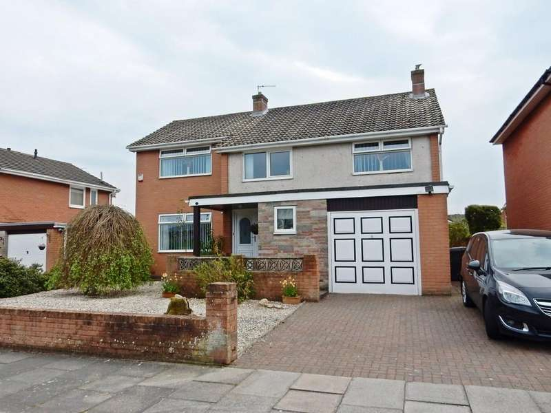 5 Bedrooms Detached House for sale in Wootton Way, Carlisle