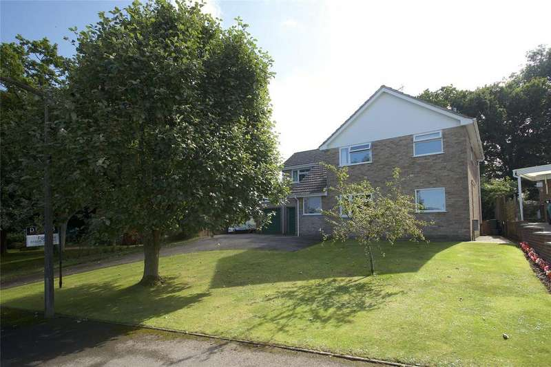 4 Bedrooms Detached House for sale in Winterborne Whitechurch, Dorset
