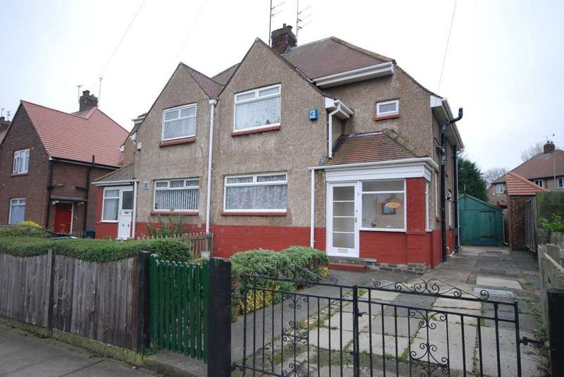3 Bedrooms Semi Detached House for sale in Fordfield Road, Ford Estate