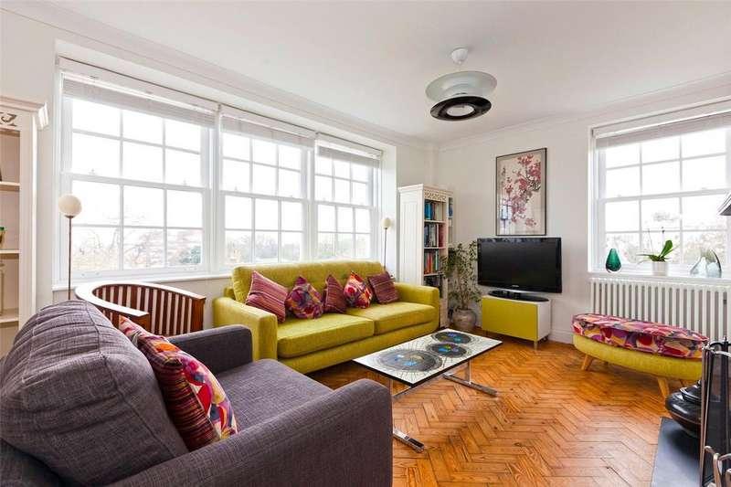 3 Bedrooms Flat for sale in Hillcrest, Highgate, London, N6