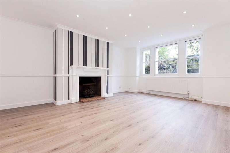 3 Bedrooms Flat for sale in Hampstead Lane, London, N6