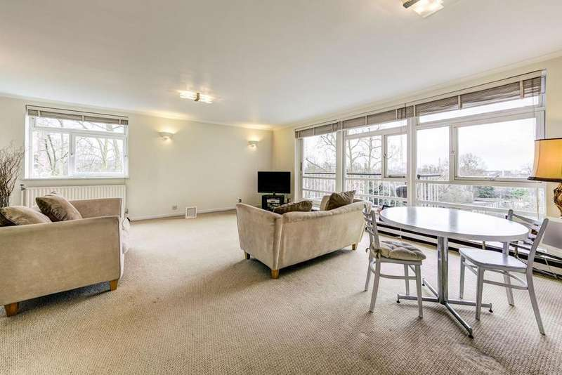 3 Bedrooms Flat for sale in St. Johns Wood Park, St Johns Wood, NW8