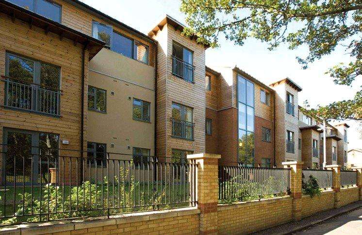 2 Bedrooms Apartment Flat for sale in Rose Terrace, Crewe, CW1