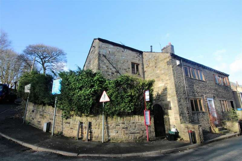 3 Bedrooms Cottage House for sale in Duke Street, Luddenden, Halifax