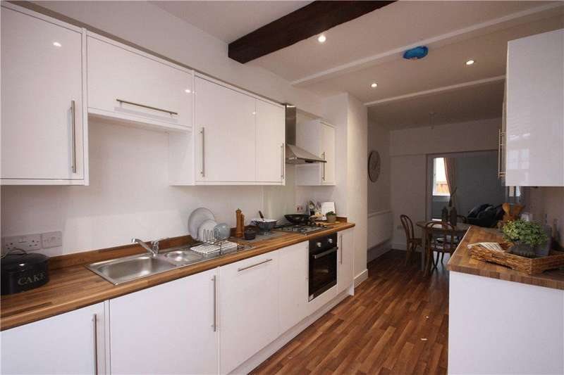 2 Bedrooms Terraced House for sale in Evesham Road, Astwood Bank, Redditch, Worcestershire, B96