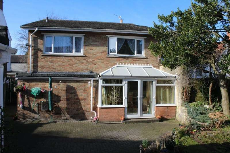 4 Bedrooms Detached House for sale in North End, Sedgefield