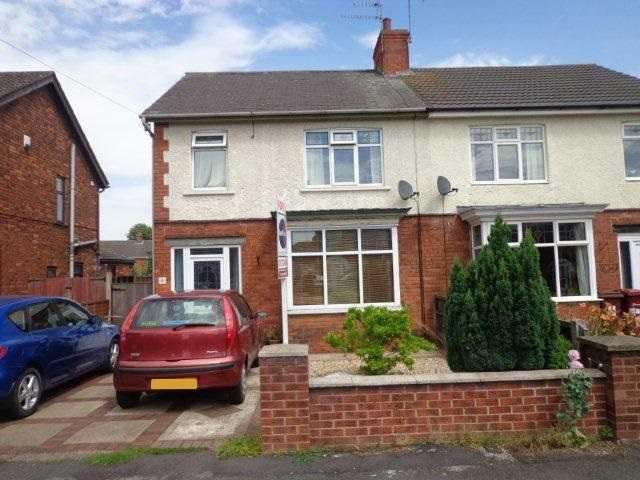 3 Bedrooms Semi Detached House for sale in DANUM ROAD, SCUNTHORPE