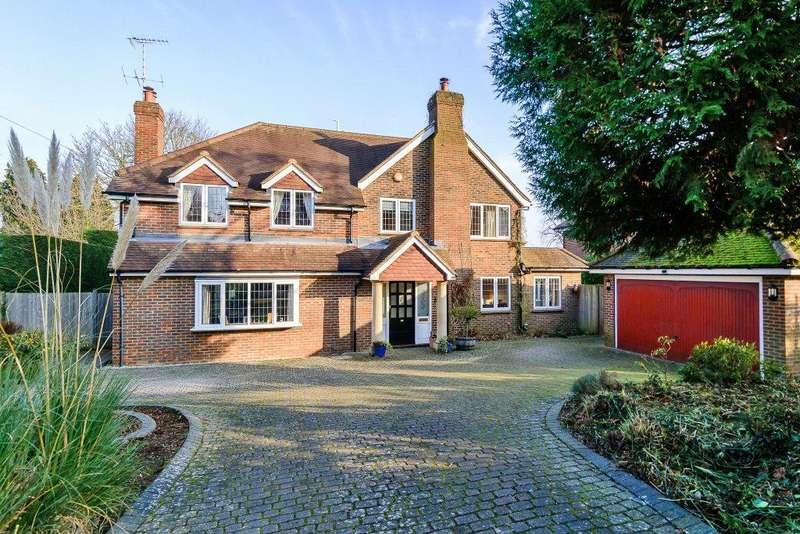 5 Bedrooms Detached House for sale in Salisbury Avenue, Harpenden, Hertfordshire