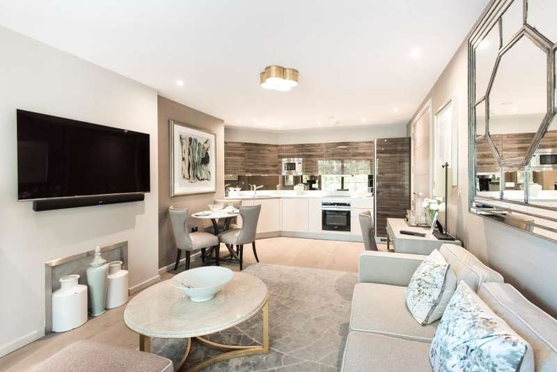 2 Bedrooms Apartment Flat for sale in Putney Common, Putney, SW15