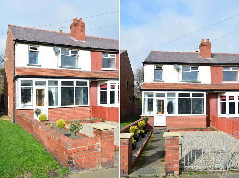3 Bedrooms End Of Terrace House for sale in Powell Avenue, Blackpool, FY4 3HQ