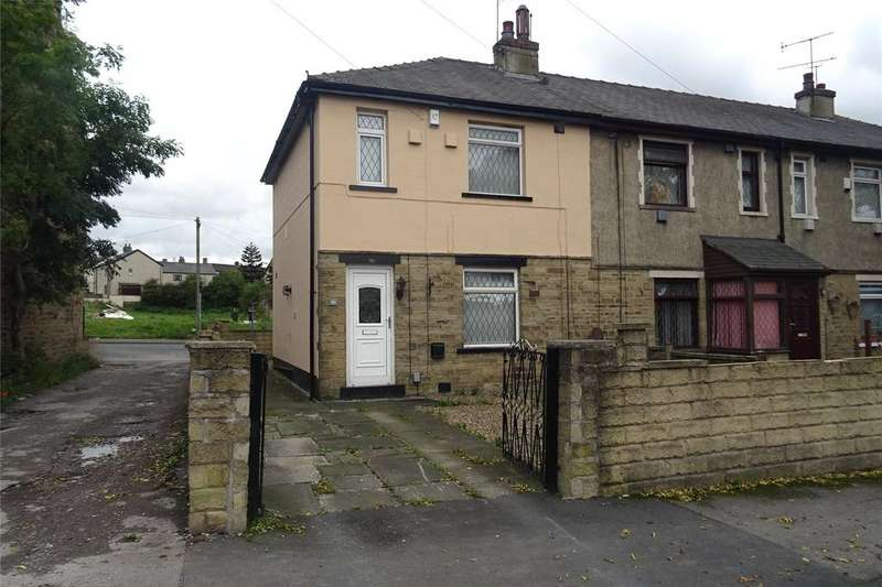 3 Bedrooms End Of Terrace House for sale in Fenby Avenue, Bradford, West Yorkshire, BD4