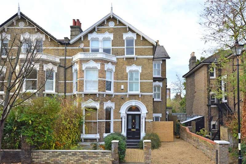 7 Bedrooms Semi Detached House for sale in Tressillian Road, Brockley, London, SE4