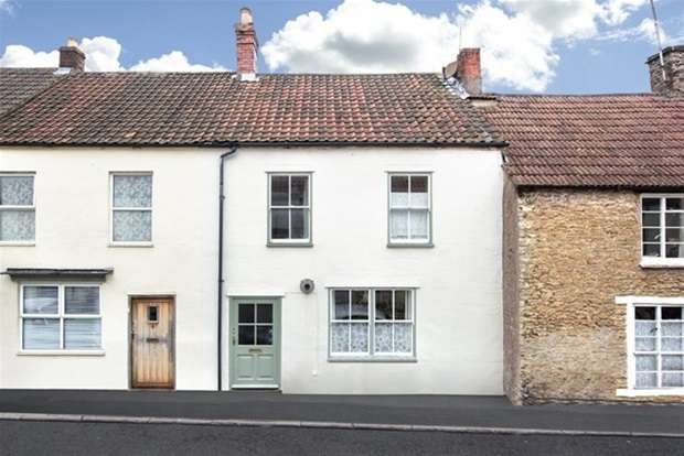 3 Bedrooms House for sale in Castle Street, Frome