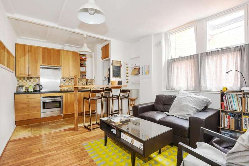 1 Bedroom Flat for sale in Crawford Street, Marylebone, W1H