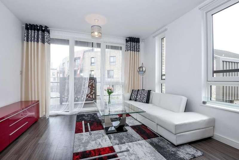 2 Bedrooms Flat for sale in Blondin Way, Canada Water, SE16