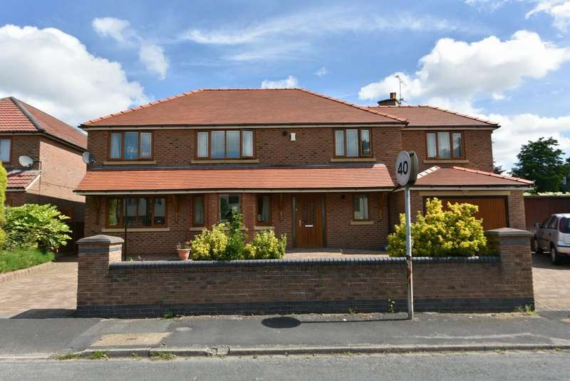 6 Bedrooms Detached House for sale in Gaw Hill Lane, Aughton