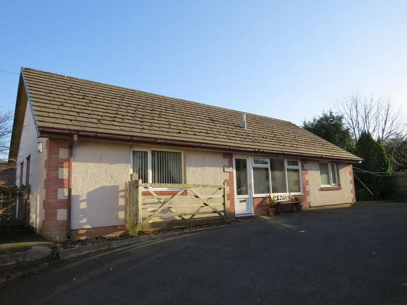 3 Bedrooms Detached Bungalow for sale in Kiln Brow, Cleator, Cumbria