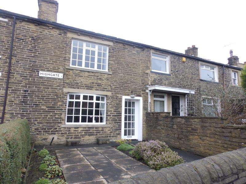 2 Bedrooms Cottage House for sale in HIGHGATE, BRADFORD, BD9 5PJ